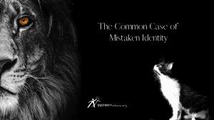 mistaken identity self help