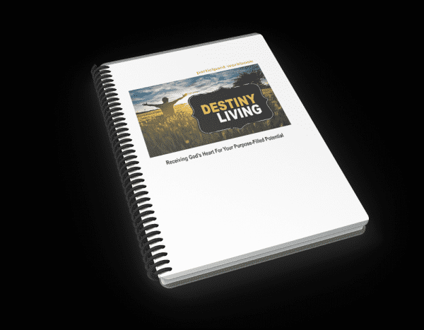 Destiny Living Workbook small group christian class