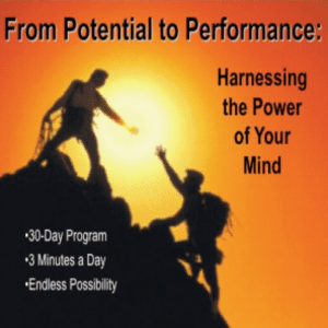 From potential to performance